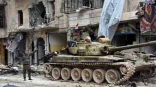 Turkia n'Uburusiya baheruka gupfundika amasezerano yo guhagarika ingwano yatumye inyeshamba ziva muri Aleppo