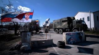 Сербія, донбас, бойовики