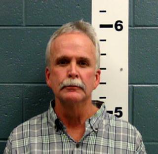 John Gose, exprofesor que producía metanfetaminas.