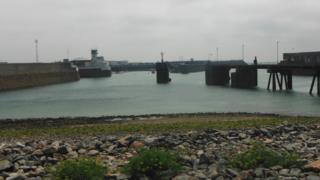 Jersey Harbour