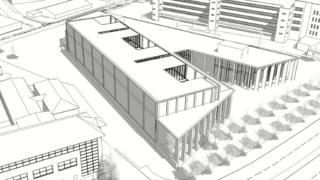 Design of Inverness Justice Centre