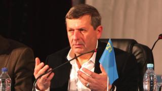 Ахтема Чийгоза кримська влада затримала у січні 2015 року