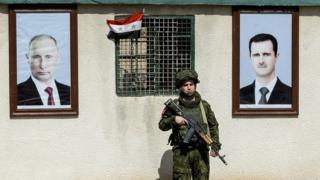 Quân Nga ở Syria