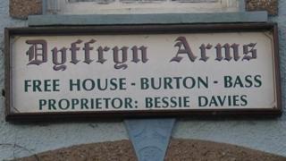 Tafarn y Dyffryn Arms