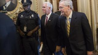 McConnell and Pence