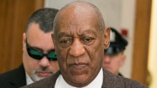 Actor and comedian Bill Cosby arrives for the second day of hearings at the Montgomery County Courthouse in Norristown, Pennsylvania.