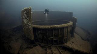 Британский супердредноут HMS Audacious стал первым военным кораблем, который Британия потеряла в Первую мировую