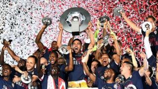 Monaco campeón francia