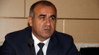 یوسف رحمان، دادستان کل تاجیکستان