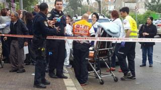 Perawat Israel tewas