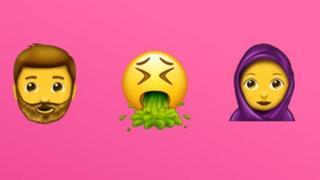 Novos emoticons que devem