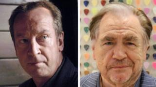 Bill Paterson and Brian Cox