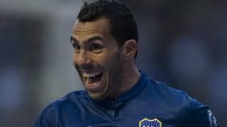 Shanghai Shenhua ta sayo Carlos Tevez daga Boca Juniors ta Argentina