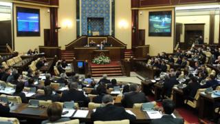 Qazaxıstan parlamenti