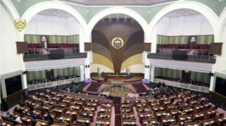 ساختمان پارلمان افغانستان