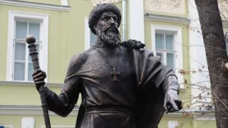 Статуя Ивана Грозного