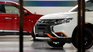 Mitsubishi Outlander car
