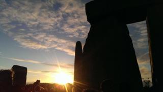 Stonehenge by Tim Daw