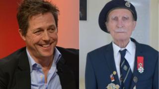 Hugh Grant and Alfred Barlow