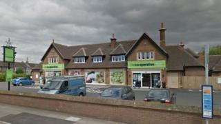 The Co-op on Alfall Road in Coventry