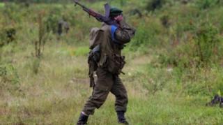 Ciidammada DR Congo ayaa malayshiyaad kula dagaalamayay gobolka bartamaha dhaca ee Kasai