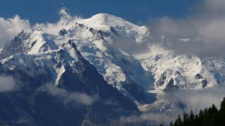 Mont Blanc, file pic