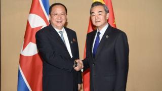 उत्तर कोरिया और चीन