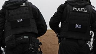 الضباط المكلفون بحماية محطات الطاقة النووية البريطانية