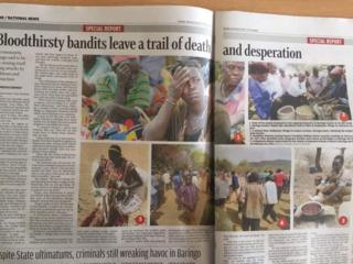 Kenya yatuma polisi 2500 kuzima ghasia Kerio Valley