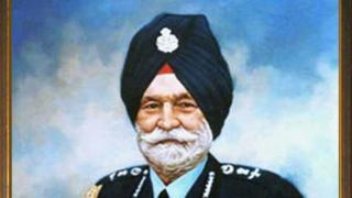 मार्शल अर्जन सिंह