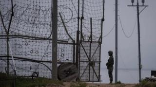 วัตถุไม่ทราบชนิดพุ่งทะยานข้ามเขตปลอดทหาร (DMZ) มาจากฝั่งเกาหลีเหนือ
