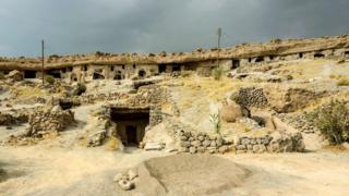 قرية ميمند الإيرانية