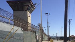 Camp 6 at detention centre at Guantanamo Bay US Naval base, in Cuba. 10 Dec 2016