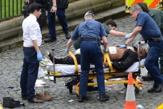 Saldırıyı gerçekleştiren kişi polis tarafından öldürülmüştü