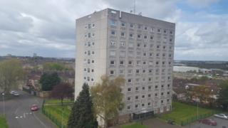 Biart Place tower block