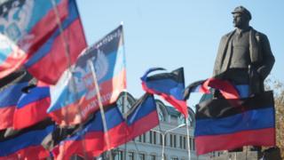 Митинг в ДНР