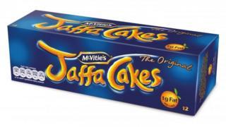jaffa cake box