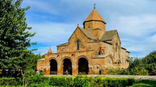 Храм Св. Гайане