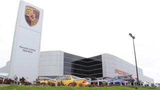 Peter Vardy Porsche Centre, Aberdeen