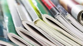 Magazines (generic)