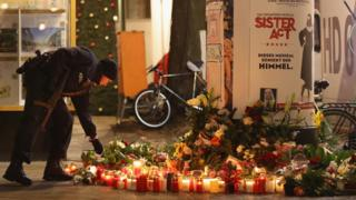 در حمله ماه دسامبر ۱۲ نفر در بازاری در برلین کشته شدند