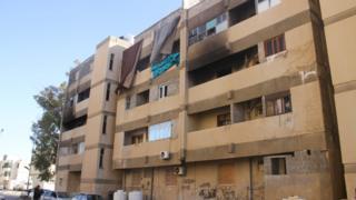 تنشب معارك متقطعة في بعض انحاء ليبيا
