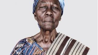 Picha ya bibi yake Ishola Akpo kutoka Benin