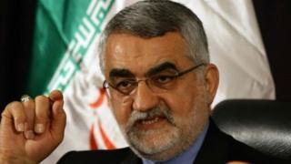 علاءالدین بروجردی، از اعضای مجلس ایران
