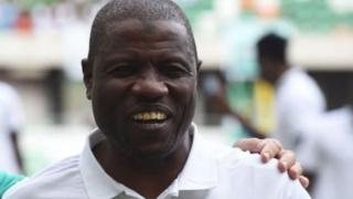 Nigeria head coach