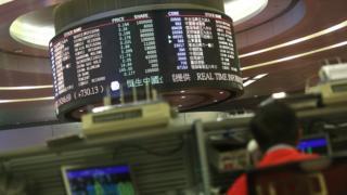 香港株式市場