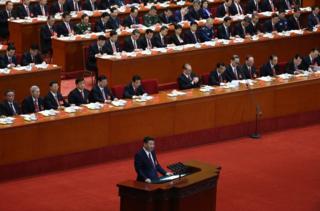 中共第十九次全国代表大会星期三(18日)在北京开幕