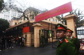 TAND TP Hà Nội xét xử bị cáo Trịnh Xuân Thanh, Đinh La Thăng cùng 20 đồng phạm trong vụ án xảy ra tại Tổng Công ty cổ phần Xây lắp dầu khí Việt Nam (PVC)