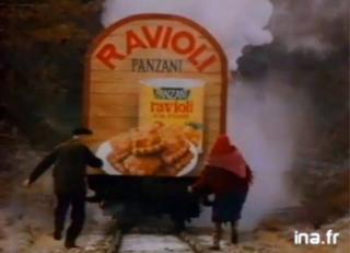 Pasta advert