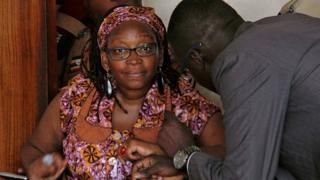 L'activiste professeure d'université, Stella Nyanzi, va rester en prison jusqu'au mois de mai prochain